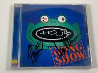 Signed/Autographed Hoja CD : Gong Show : Canada