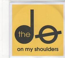 (FD221) The Do, On My Shoulders - 2009 DJ CD