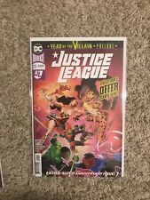 New ListingJustice League #25 A or B Dc comics 2019 1st cameo of Apex Lex Luthor