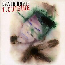 David Bowie - 1. Outside - 2016 (NEW CD)