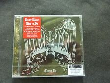 ELECTRIC WIZARD TIME TO DIE RARE NEW SEALED CD + HYPE STICKER!
