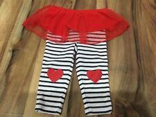 Infant Toddler Baby Girl 12m Leggings.