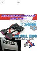 Audi A3 8P Facelift Bi Xenon Headlight Conversion Adapter Wire 2009 - 2012