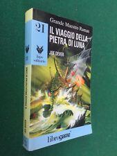LUPO SOLITARIO n.21 IL VIAGGIO PIETRA DI LUNA E.Elle (1994) Librogame Libro Game