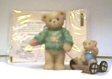 CHERISHED TEDDIES  RUSSELL AND ROSS - Retired & Rare