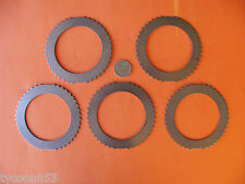 NEW CLUTCH STEELS SPACER DISCS REAR Pk 5 for BW35 40 51 65 66 AUTO TRANSMISSION