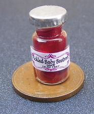 Échelle 1:12 bocal de vinaigre Baby betterave Maison de Poupées Miniature Cuisine Accessoire