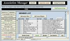 (CD) Membership SW, Database Management System, Microsoft Access Windows (PC)