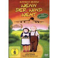 Wenn der Wind weht ( Kinder-Zeichentrick ) von Jimmy T. Murakami NEU OVP