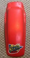 Vintage NOS MAIER RACING USA 1985-2001 Rear Fender Red Orange Honda XR80 XR100