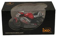 IXO Yamaha YZR-M1 'Fortuna' MotoGP 2003 - M Melandri 1/24 Scale