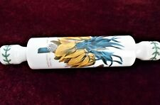 More details for port meirion rolling pin - fritillaria - yellow crown imperial - botanic garden