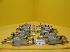 SMC PF2W504-03-1 Water Flow Switch Assembly Reseller Lot of 15 Used Working