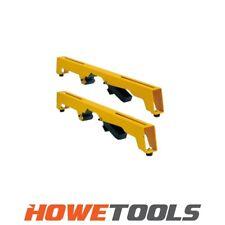 DEWALT DE7025 Mounting brackets