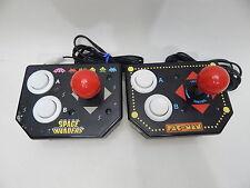 Jakks Pacific Pac Man Space Invaders Plug n Play Games Handheld 12 in 1 Namco