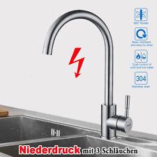 Lonheo LH21003 Edelstahl Wasserhahn Küche Armatur - J Form