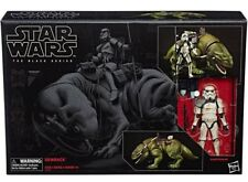 Star Wars The Black Series Dewback and Sandtrooper Action Figure