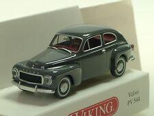 Wiking Volvo PV 544 grau - 0839 08 - 1/87