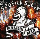 Seasick Steve Walkin' Man-The Best Of CD NEW SEALED 2011 Blues