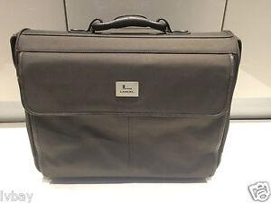 Lancel Wheeled Travel Suit Bag RRP £680