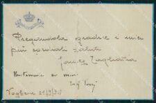 Militari Reggimentale Cavalleggeri Guide Voghera 1918 PIEGATA cartolina XF6818