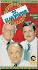 St. Elsewhere Volume 1 VHS: Cora & Arnie Emmy Winning Episode 1992 MTM
