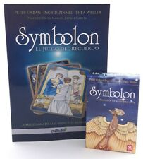 Pack Tarot Symbolon (Std) + Libro Symbolon (juego del recuerdo) - Peter Orban