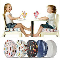 Detachable Children Kids Dining Chair Booster Cushion Seats For Soft Baby Chairs