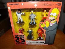 THE SIMPSONS SERIES ONE BOX SET, 6 OF THE GREATEST GUEST STARS, NIB, 2013