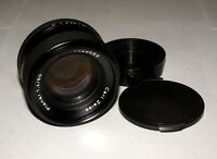 Carl Zeiss Planar LENS 50 mm 1.4 T* Contax Yashica C/Y mount design SHARP!