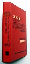 Chemical and Engineering Thermodynamics, 2nd Edition, 1989