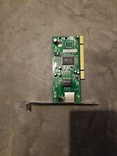 TRENDnet Gigabit PCI Network Adapter TEG-PCITXR PCI Network Card h1631