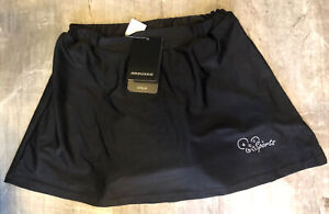 Women 2-in-1 Cycling Skort with  Padded Liner Bike Shorts Quick Dry Sz large 🌸