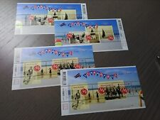 """Nederland NVPH 2497-2498 2x 2 Vellen """"Strandpret van Toen"""" 2007 Postfris !!!"""