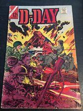 "D-Day#4 Excellent Condition 3.0(1966)""Nazi Battle Cover"""