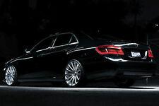 """19"""" MRR HR9 Wheels For Mercedes W209 CLK320 CLK430 CLK Concave Rims Set (4)"""