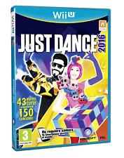 Just Dance (Nintendo Wii U, 2015)