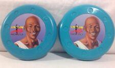 1991 McDonald's Happy Meal Michael Jordan Fitness Fun Challenge Toys Frisbee