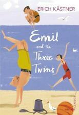 Emil Et The Trois Jumeaux (Vintage Enfants Classics) Par Kästner,Erich ,New Boo