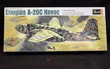 "1967 Revell 1:72 Scale ""Douglas A20C HAVOC"" RAF Boston Model Plane Kit H-115:130"