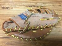 Leapro Baseball Glove, First Base Mitt, Handcrafted Leather, Right Hand Throw