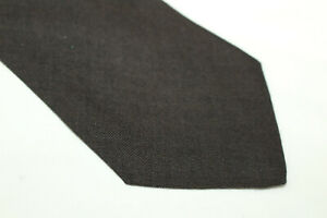 THOMAS KENT 90%Wool 10%Silk tie Made in Italy F16678