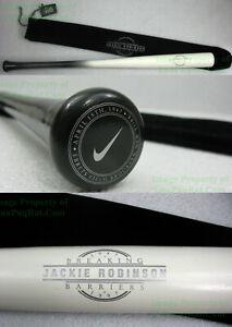 NITF Nike LIMITED 50th Anniversary Jackie Robinson Bat Integration Black & White