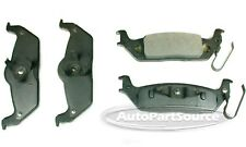 Disc Brake Pad Set-4WD Rear Autopartsource CE1012B fits 2007 Ford F-150