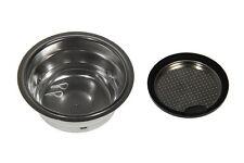 Delonghi Filtre 2 tasses doses poudre machine Café ECP 31,21 ECP 33.21 ECP 35,31