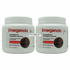 "Toque Magico Emergencia Deep Intensive Hair Treatment 32 Fl. Oz. ""Pack of 2"""