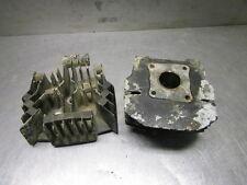 Honda 1982 MB5 50CC Cylinder and Head Damaged Cores