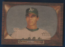 BARRY ZITO 04 TOPPS BOWMAN HERITAGE 2004 NO 149 02/25  16259