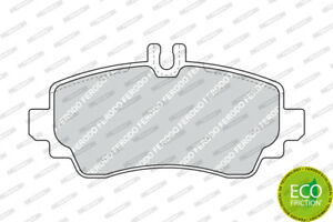 BRAKE PADS Front For MERCEDES BENZ A190 W168 1999-2005 - 1.9L 4CYL - FDB1357