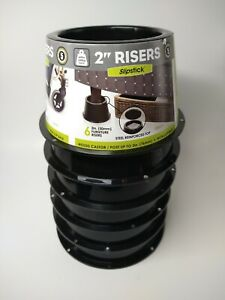 6 Pack Of 2 Inch Risers
